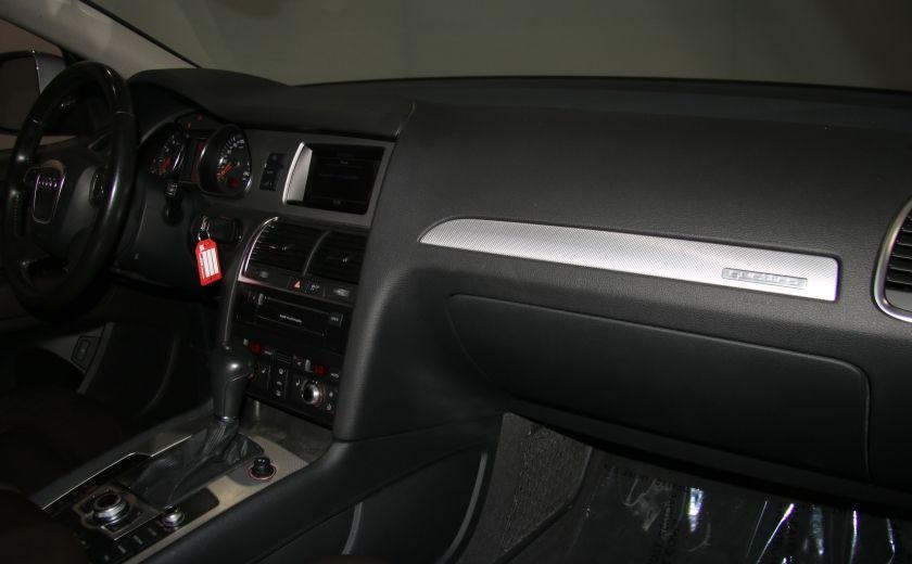 2011 Audi Q7 3.0L AWD AUTO A/C CUIR TOIT PANO MAGS #23
