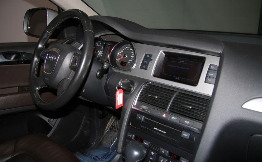 2011 Audi Q7 3.0L AWD AUTO A/C CUIR TOIT PANO MAGS #24