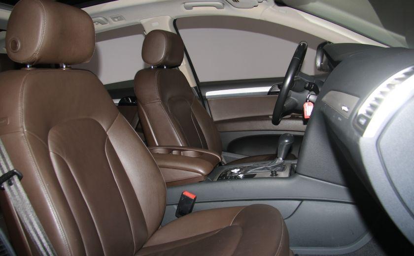 2011 Audi Q7 3.0L AWD AUTO A/C CUIR TOIT PANO MAGS #25