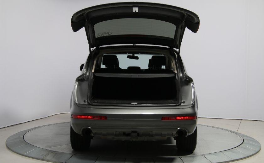 2011 Audi Q7 3.0L AWD AUTO A/C CUIR TOIT PANO MAGS #28