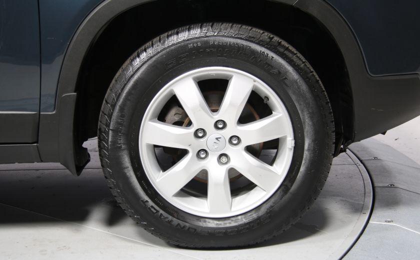 2012 Kia Sorento LX AUTO A/C GR ELECT MAGS BLUETHOOT #23