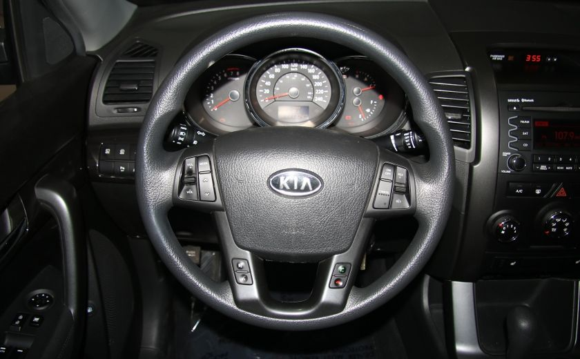 2012 Kia Sorento LX AUTO A/C GR ELECT MAGS BLUETHOOT #13
