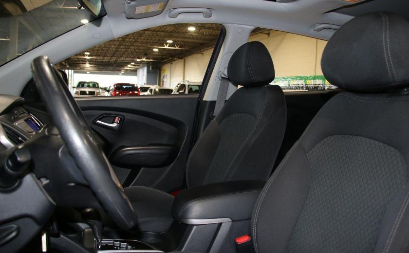 2013 Hyundai Tucson PREMIUM EDITION AUTO A/C TOIT PANO MAGS #8