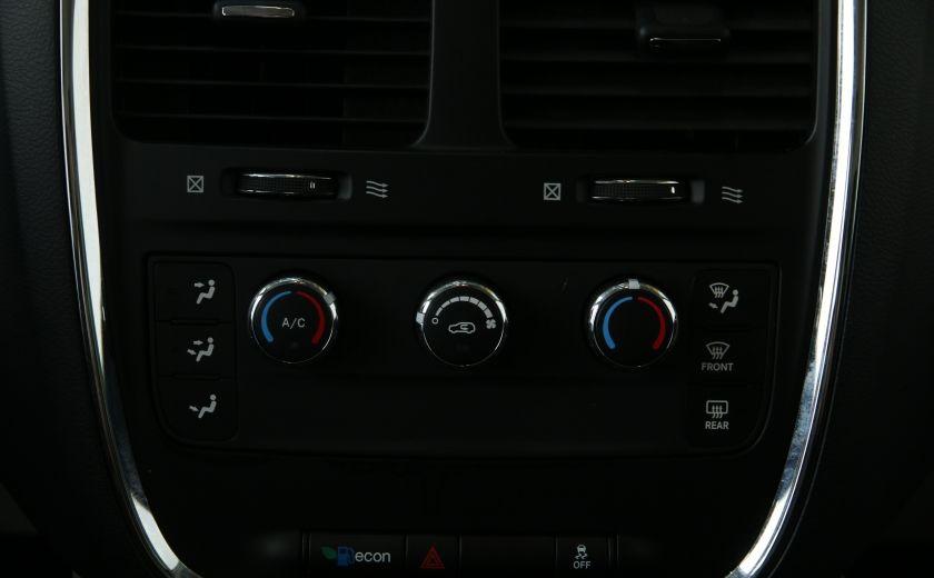 2014 Dodge GR Caravan SE Lecteur DVD CAMERA RECUL MAGS #13