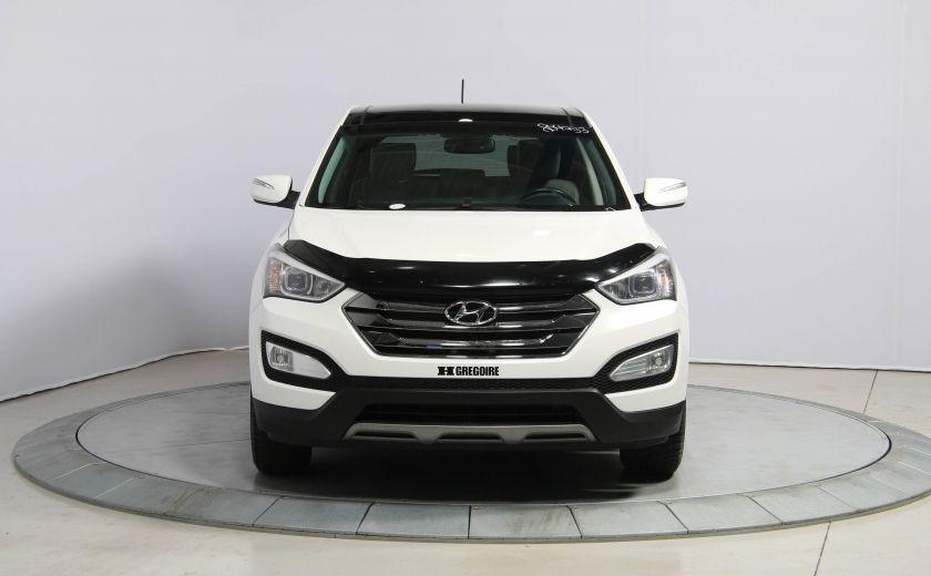 2013 Hyundai Santa Fe Luxury AWD CUIR TOIT PANO MAGS BLUETOOTH #1