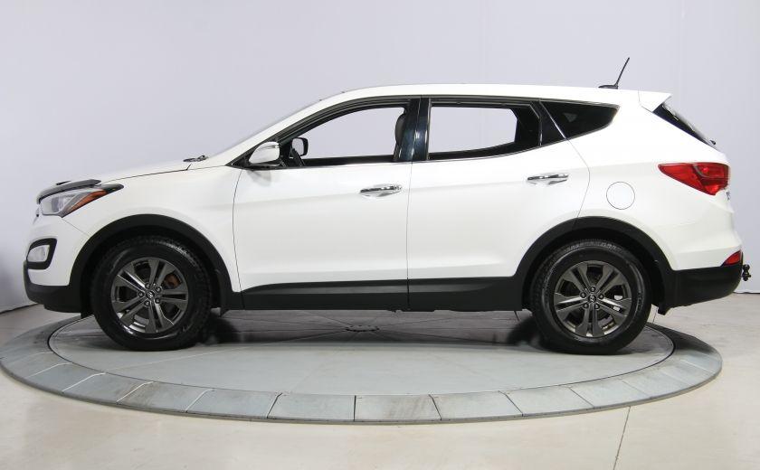 2013 Hyundai Santa Fe Luxury AWD CUIR TOIT PANO MAGS BLUETOOTH #3