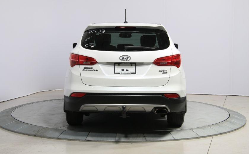 2013 Hyundai Santa Fe Luxury AWD CUIR TOIT PANO MAGS BLUETOOTH #5