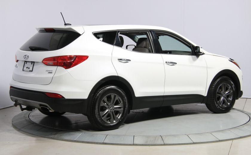 2013 Hyundai Santa Fe Luxury AWD CUIR TOIT PANO MAGS BLUETOOTH #6