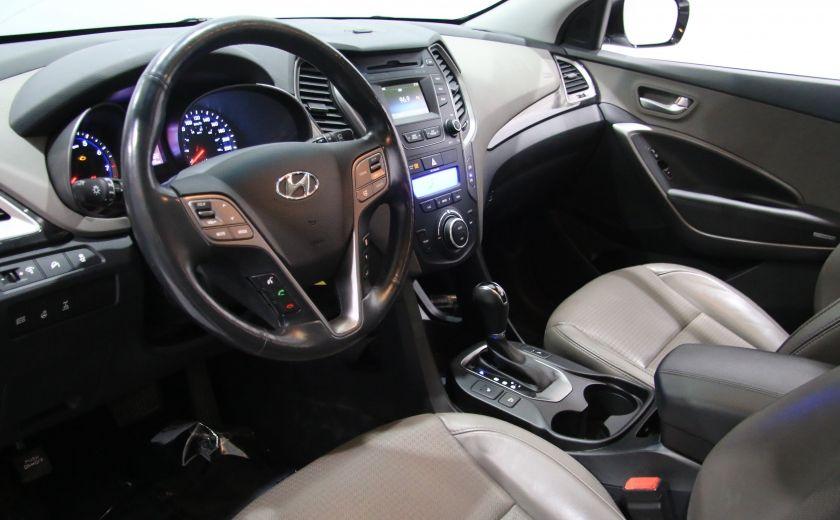 2013 Hyundai Santa Fe Luxury AWD CUIR TOIT PANO MAGS BLUETOOTH #8