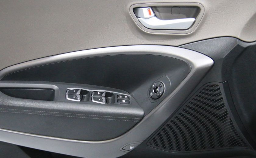 2013 Hyundai Santa Fe Luxury AWD CUIR TOIT PANO MAGS BLUETOOTH #10