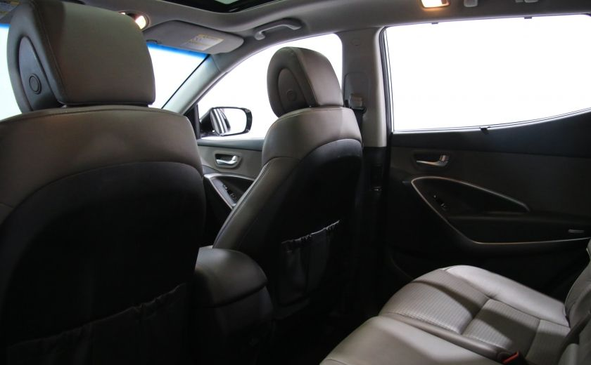 2013 Hyundai Santa Fe Luxury AWD CUIR TOIT PANO MAGS BLUETOOTH #20