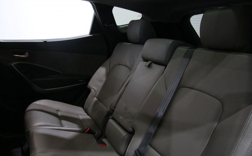 2013 Hyundai Santa Fe Luxury AWD CUIR TOIT PANO MAGS BLUETOOTH #21