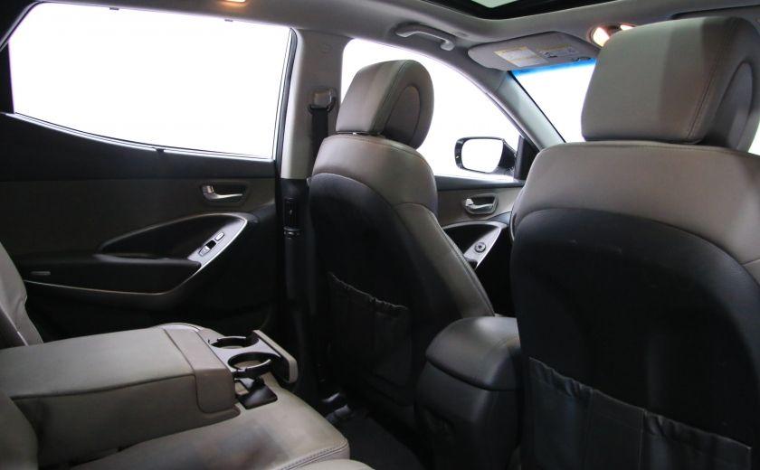 2013 Hyundai Santa Fe Luxury AWD CUIR TOIT PANO MAGS BLUETOOTH #22