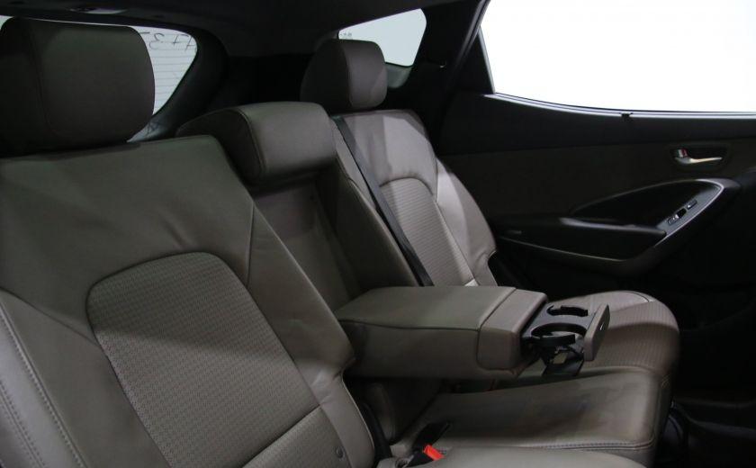 2013 Hyundai Santa Fe Luxury AWD CUIR TOIT PANO MAGS BLUETOOTH #23