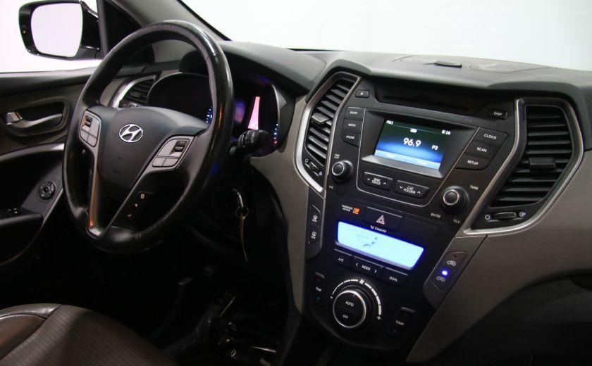 2013 Hyundai Santa Fe Luxury AWD CUIR TOIT PANO MAGS BLUETOOTH #24