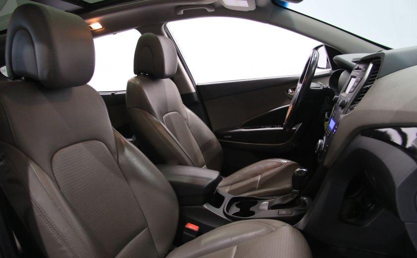2013 Hyundai Santa Fe Luxury AWD CUIR TOIT PANO MAGS BLUETOOTH #25