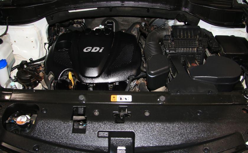 2013 Hyundai Santa Fe Luxury AWD CUIR TOIT PANO MAGS BLUETOOTH #26