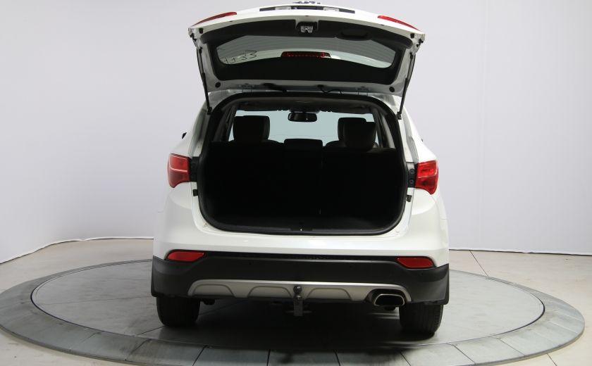 2013 Hyundai Santa Fe Luxury AWD CUIR TOIT PANO MAGS BLUETOOTH #27