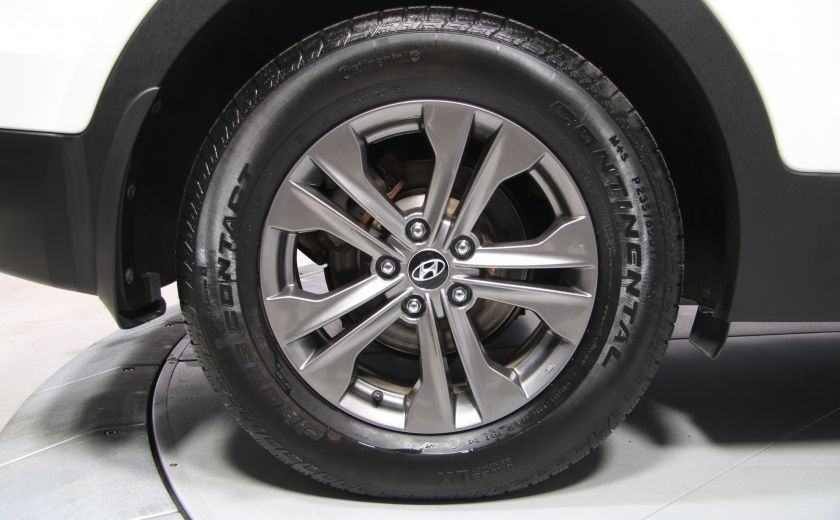 2013 Hyundai Santa Fe Luxury AWD CUIR TOIT PANO MAGS BLUETOOTH #29