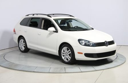2010 Volkswagen Golf Comfortline AUTOMATIQUE A/C MAGS in Longueuil
