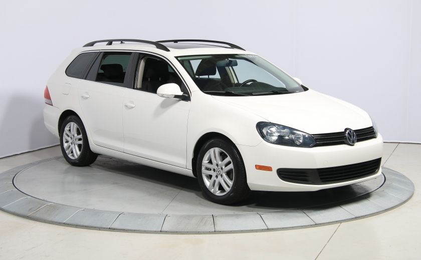 2010 Volkswagen Golf Comfortline AUTOMATIQUE A/C MAGS #0