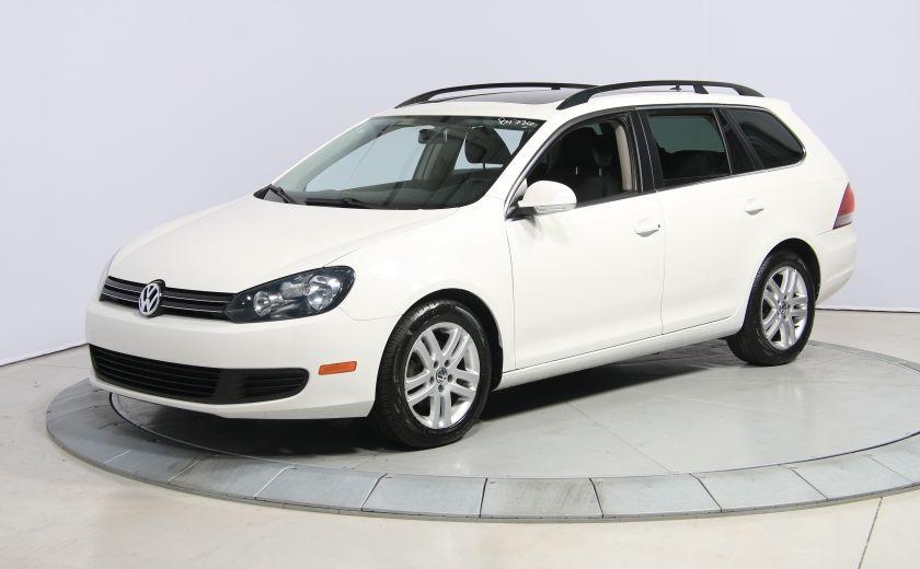 2010 Volkswagen Golf Comfortline AUTOMATIQUE A/C MAGS #2