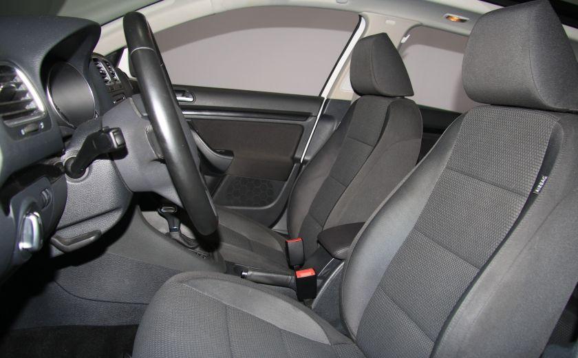 2010 Volkswagen Golf Comfortline AUTOMATIQUE A/C MAGS #9