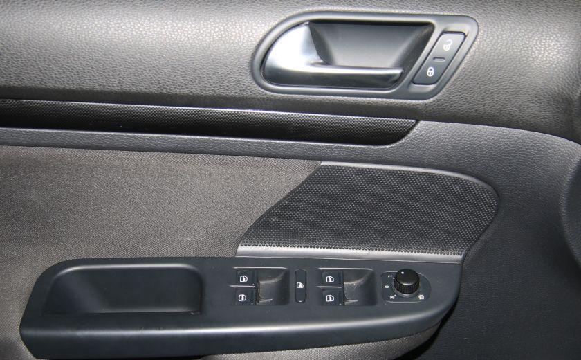 2010 Volkswagen Golf Comfortline AUTOMATIQUE A/C MAGS #10