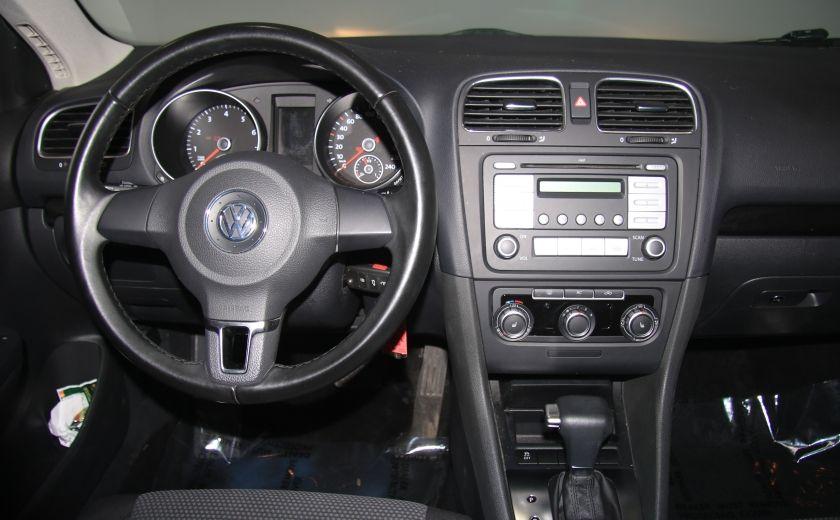 2010 Volkswagen Golf Comfortline AUTOMATIQUE A/C MAGS #13
