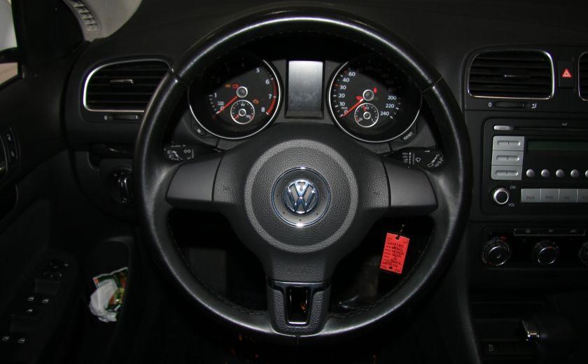 2010 Volkswagen Golf Comfortline AUTOMATIQUE A/C MAGS #14