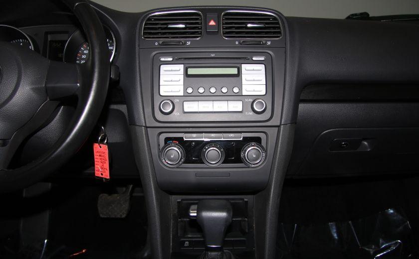2010 Volkswagen Golf Comfortline AUTOMATIQUE A/C MAGS #15