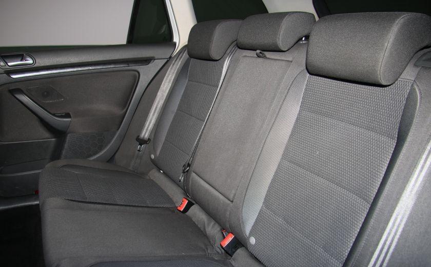 2010 Volkswagen Golf Comfortline AUTOMATIQUE A/C MAGS #18
