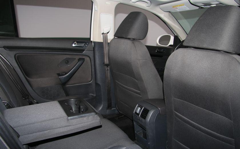 2010 Volkswagen Golf Comfortline AUTOMATIQUE A/C MAGS #19