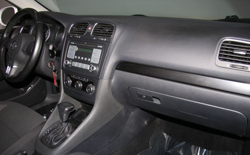 2010 Volkswagen Golf Comfortline AUTOMATIQUE A/C MAGS #21