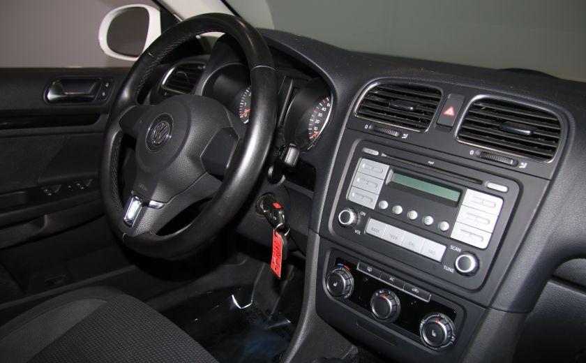 2010 Volkswagen Golf Comfortline AUTOMATIQUE A/C MAGS #22