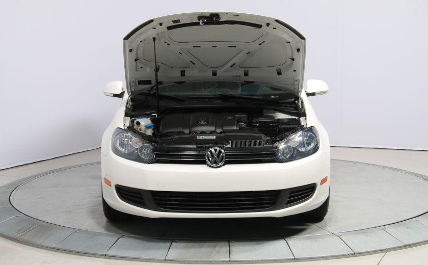 2010 Volkswagen Golf Comfortline AUTOMATIQUE A/C MAGS #25