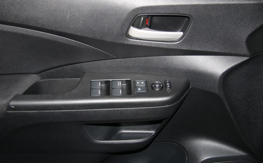 2015 Honda CRV LX AUTO A/C GR ELECT BLUETHOOT #10