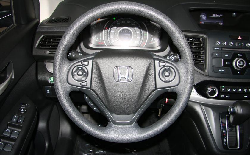 2015 Honda CRV LX AUTO A/C GR ELECT BLUETHOOT #13
