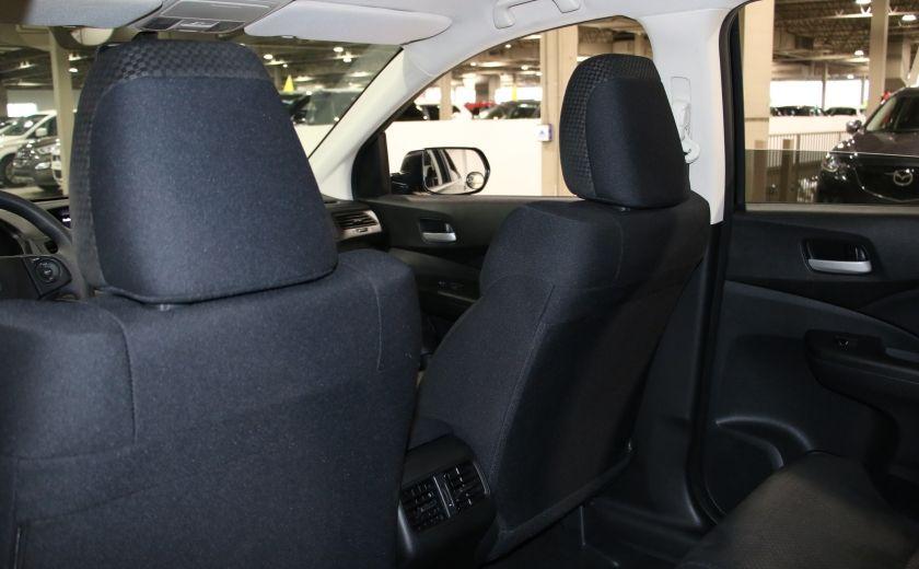 2015 Honda CRV LX AUTO A/C GR ELECT BLUETHOOT #52