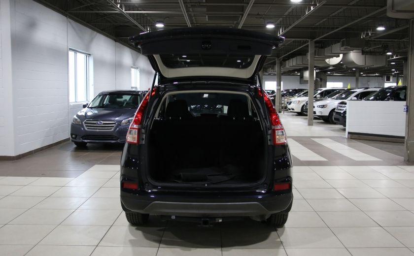 2015 Honda CRV LX AUTO A/C GR ELECT BLUETHOOT #61