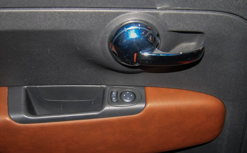2012 Fiat 500 Lounge AUTO A/C CUIR TOIT MAGS #10