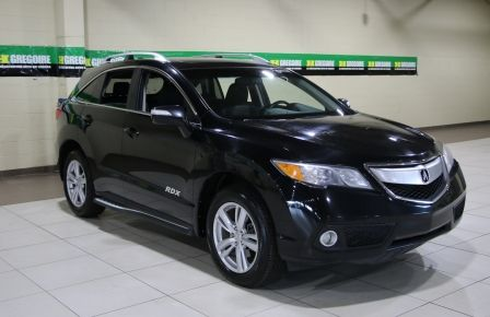 2013 Acura RDX AWD AUTO A/C CUIR TOIT MAGS BLUETOOTH in Rimouski