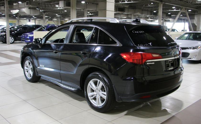 2013 Acura RDX AWD AUTO A/C CUIR TOIT MAGS BLUETOOTH #4