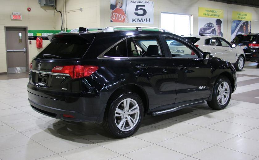 2013 Acura RDX AWD AUTO A/C CUIR TOIT MAGS BLUETOOTH #6