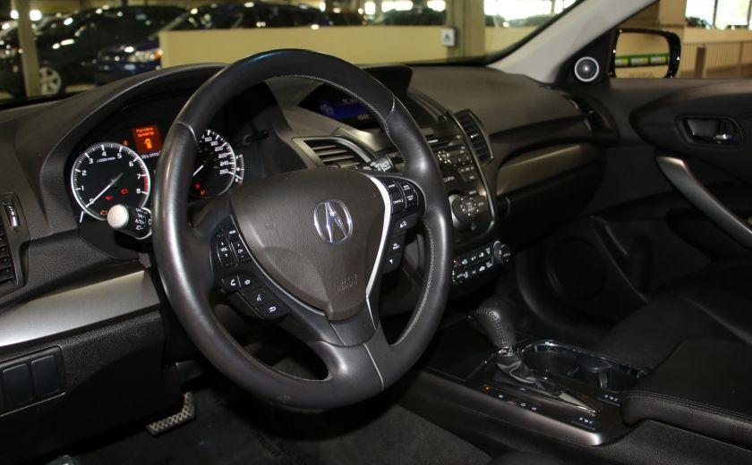 2013 Acura RDX AWD AUTO A/C CUIR TOIT MAGS BLUETOOTH #8