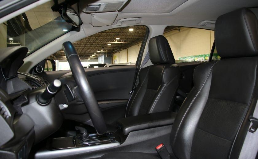 2013 Acura RDX AWD AUTO A/C CUIR TOIT MAGS BLUETOOTH #9