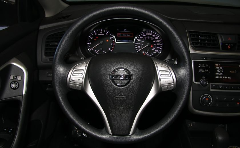 2016 Nissan Altima 2.5 S AUTO A/C GR ELECT BLUETOOTH CAM.RECUL #14