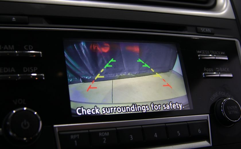 2016 Nissan Altima 2.5 S AUTO A/C GR ELECT BLUETOOTH CAM.RECUL #16