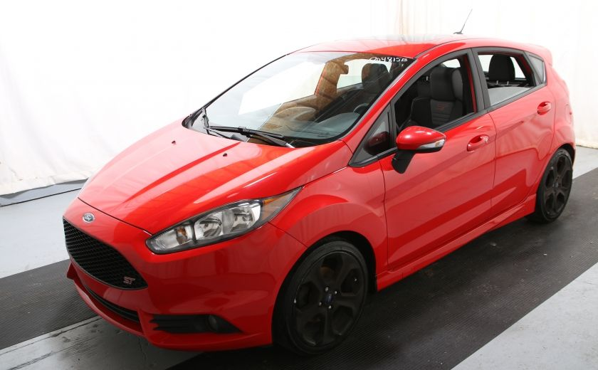2015 Ford Fiesta ST TOIT OUVRANT #2