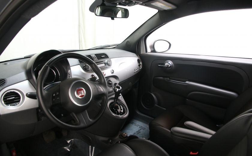 2015 Fiat 500 Sport AUTOMATIQUE A/C MAGS BLUETHOOT #7
